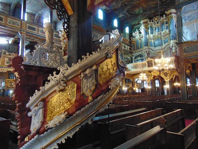 Church of Peace in Świdnica. Part 2.