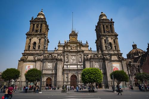 Mexico City Metropolitan Cathedral | by nan palmero