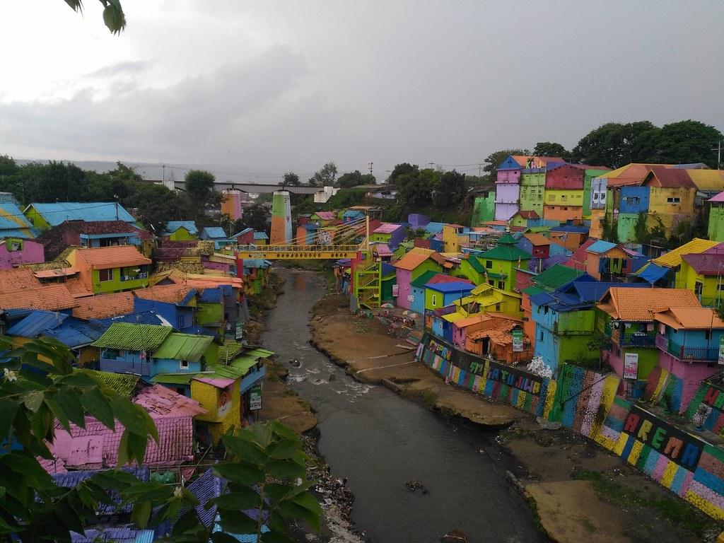 Kampung Tridi dan Jodipan