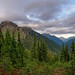 Olympic National Park, Washington - Backpack trip from Staircase to La Crosse Lake