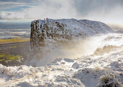 cavehill belfast winter seasons
