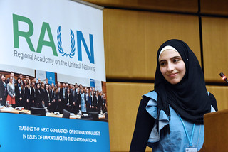 Academic Council of the United Nations System 2018 Vienna UN Conference opening, 10 January 2018