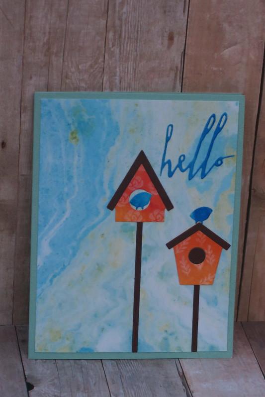 Hello Bird Houses