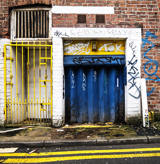 blue and yellow | by Nigel_G