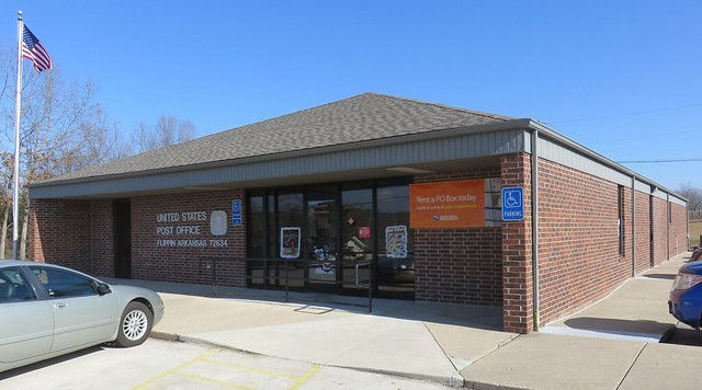 Post Office 72634 (Flippin, Arkansas)