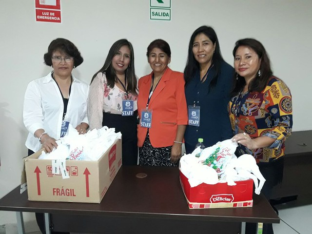 Peru-2017-12-19- International Day of Human Rights Observed in Lima, Peru