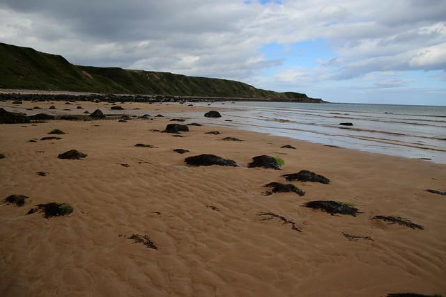 The beach at Melvich