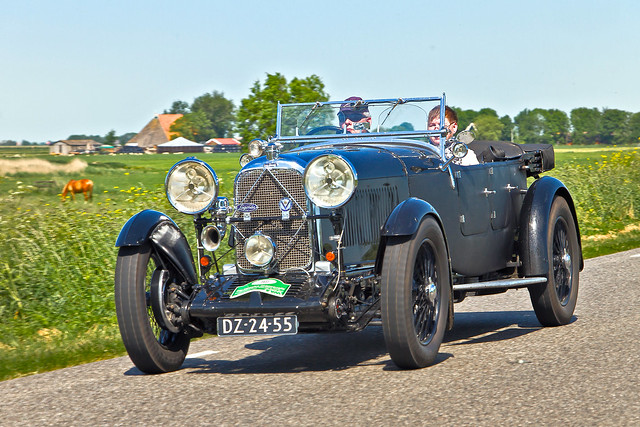 Lagonda 2-LITRE Supercharged Tourer 1931 (1243)