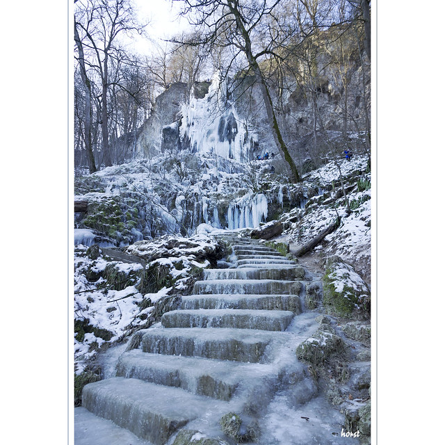 Ice Falls and Steps