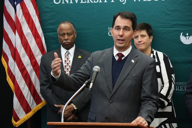 Governor Walker Visit 1/17/18
