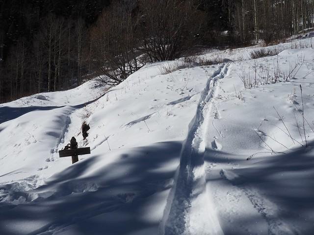 水, 2018-01-17 14:55 - Bear Creek Trail