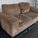 Cord two seater Sofa