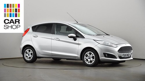 FG65MGV-used-FORD-FIESTA-DIESEL-HATCHBACK-1-5-TDCi-Titanium-ECOnetic-5dr-Diesel-Manual-SILVER-2015-XC-L-01 | by cardiffcarshopcollections