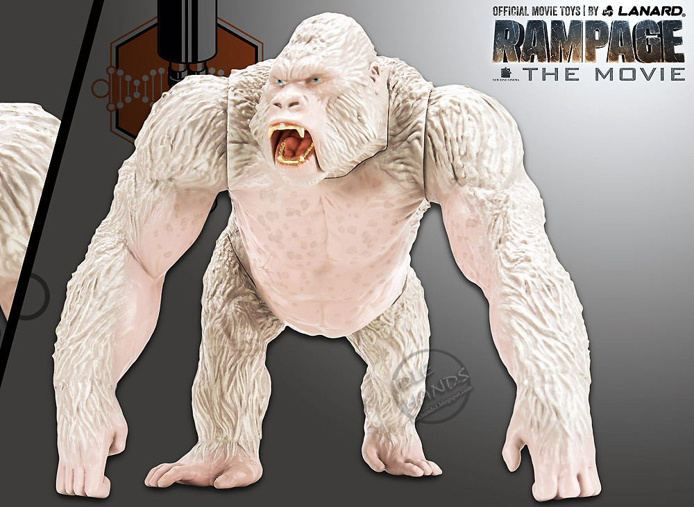 Lanard Rampage Movie Big City Brawl With George 004 Flickr