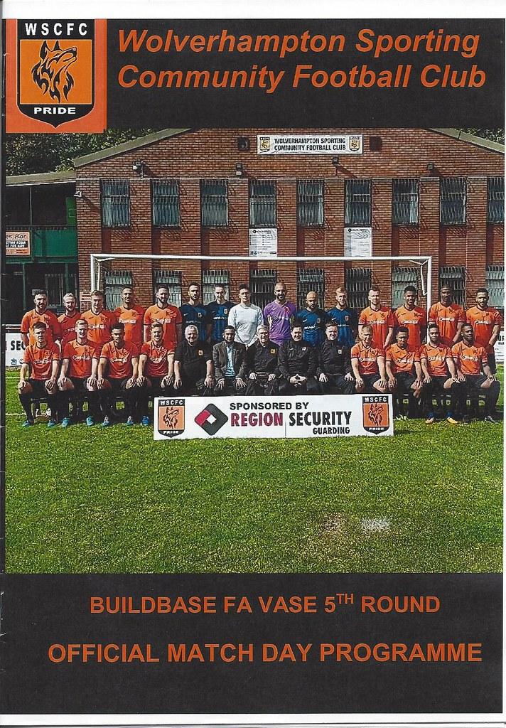 Wolves Sporting CFC v Leighton Town FAV5R