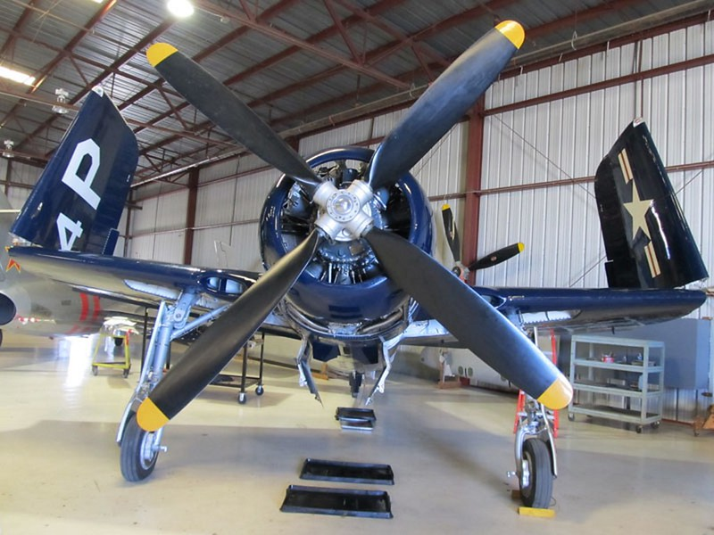 Grumman F8F-2 Bearcat 1