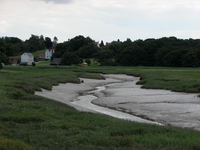 Alresford Creek near Thorrington