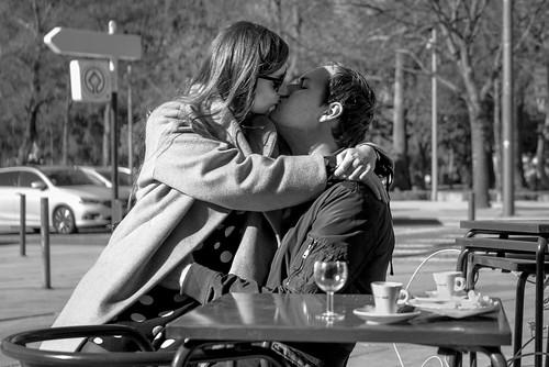 He Had Coffee She Had Wine | by Adam Bonn