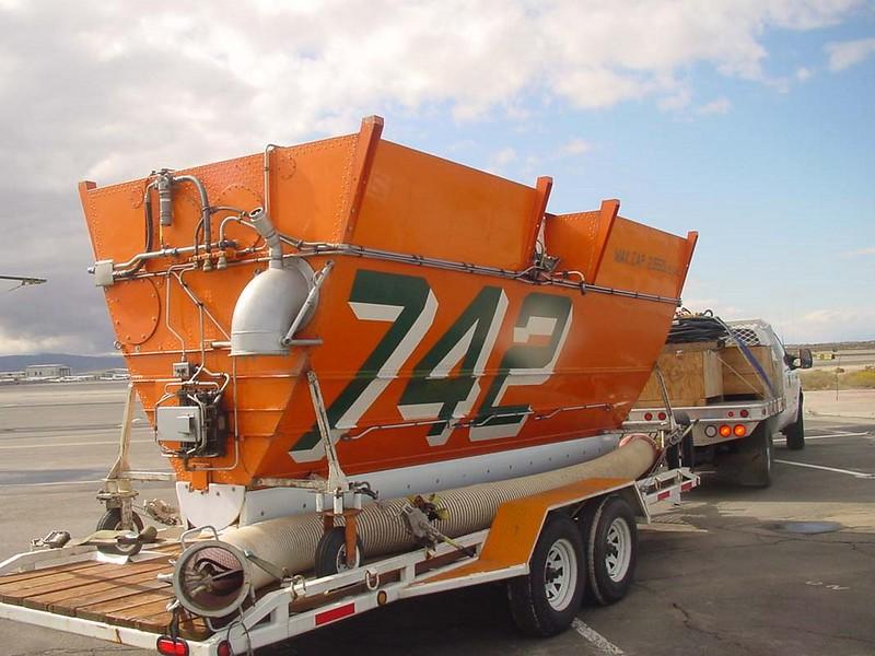 西科斯基S-64E空中吊车的9