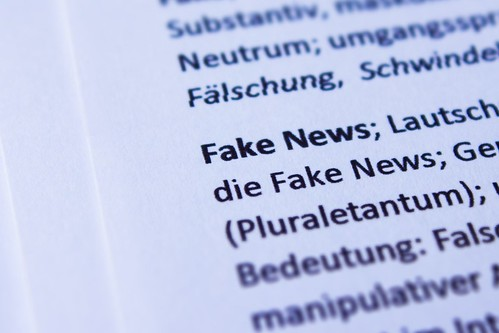 Fake News - Definition - Zoom | by Christoph Scholz