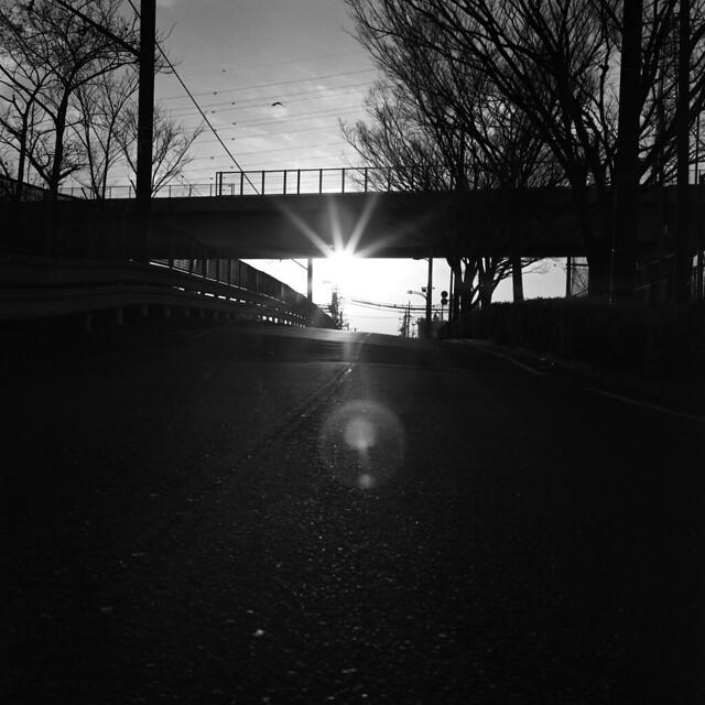 Go straight ahead ↑ ← ↓