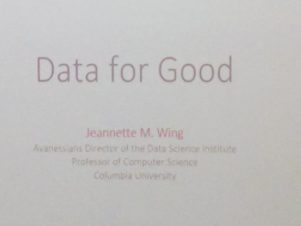 Data for Good Cornell Tech