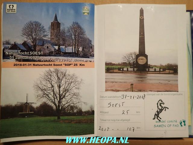 2018-01-31 Natuurtocht Soest  25 Km   (99)