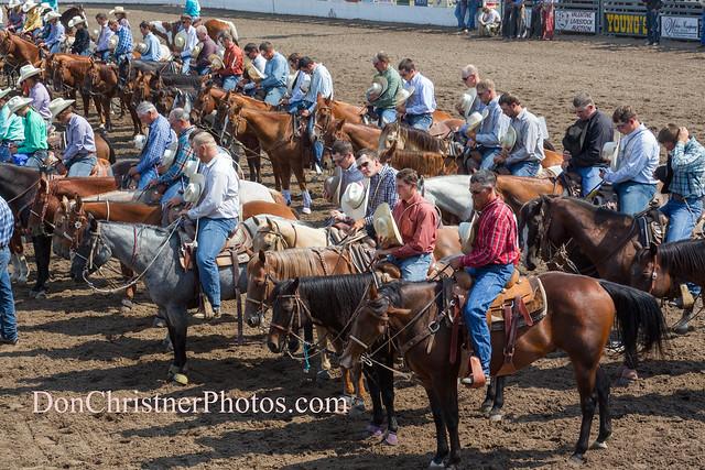 Cowboys Prayer NSRA Finals
