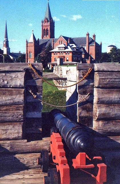 Fort Stanwix National Monument- Rome NY (4)