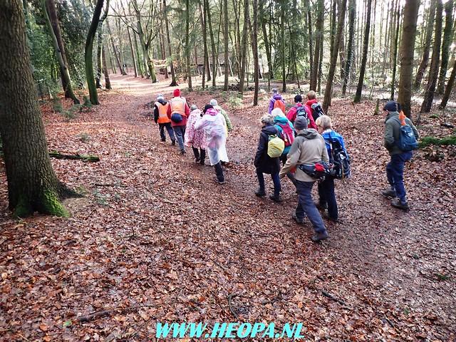 2018-01-17 Lunteren  24 km   (16)
