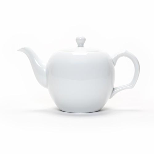 Camellia Sinensis Teapot Pure White