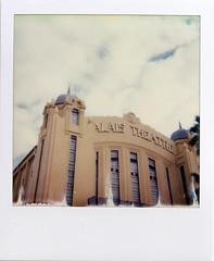 Palais Theatre, St Kilda - Polaroid