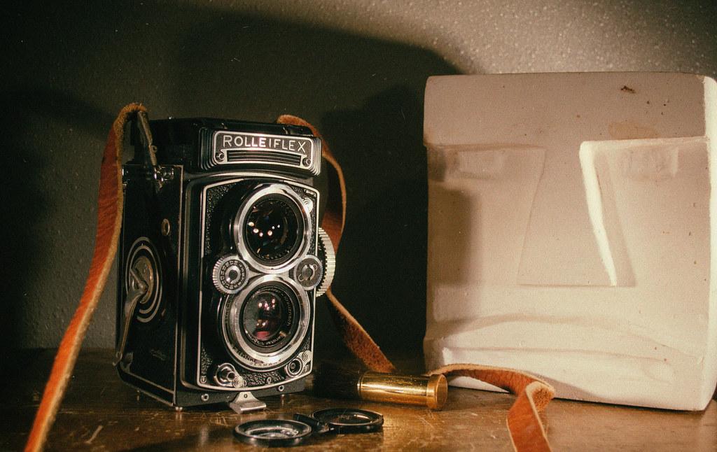 Rolleiflex 3.5c Xenotar (unmetered).