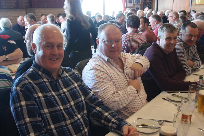 DRFC Sposors Lunch 20 Jan 2018