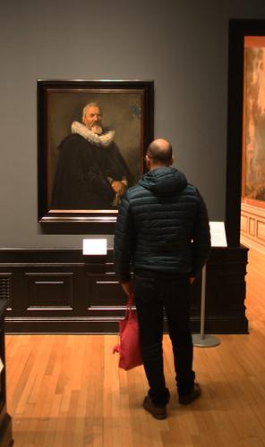 ringlingmuseum artmuseum artgallery florida naturecoast sarasota gallery franshals man view dutch painting