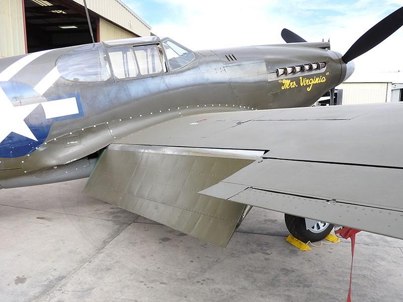 North American P-51A-10-NA Mustang 2