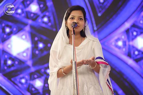 Nishigandha Chavan from Kanjur, expresses her views