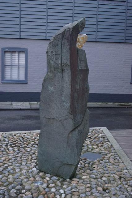 Symbol of Discovery 1963, John Skelton (Sculptor), Little London, Chichester
