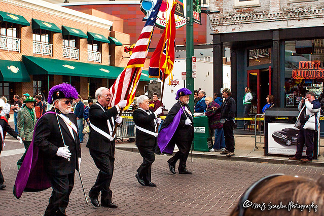 2007 St. Patrick's Day Parade | Memphis, Tennessee
