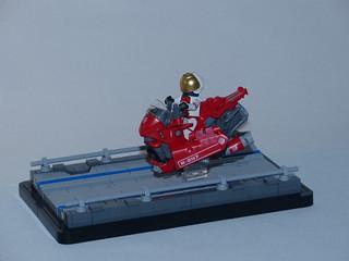 "SI - 157J3 ""Red Devil""   by robbadopdop"
