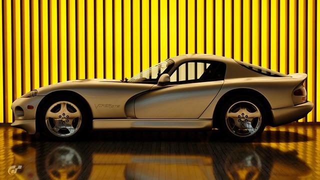 Viper GTS Design Art