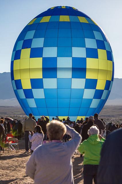 Mesquite Hot Air Balloon Festival 2018