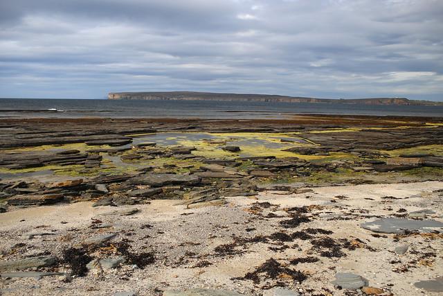 The coast near Castletown