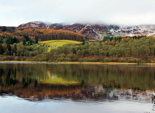 ericrobbniven scotland butterstone loch landscape perthshire