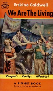 Signet 1136 - 1954 ~ James Avati ~