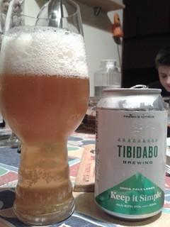 Tibidabo Brewing Keep  it Simple | by pep_tf