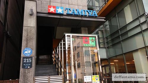 5 hari di Seoul - Tamiya Plamodel Factory Seoul 1 | by deffa_utama
