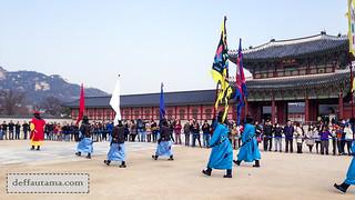 5 hari di Seoul - Guard Changing Ceremony 1 | by deffa_utama