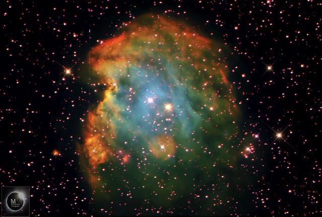NGC2175 Monkey Head Nebula