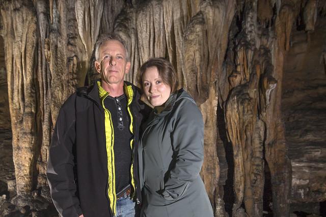 Fenn Spencer, Cherith Dawn Herdt, Cherokee Caverns, Knox County, Tennessee 1